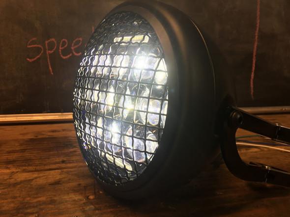 Honda Motorcycle LED Very bright headlight kit with brackets