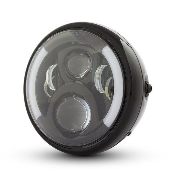 """7"""" LED Projector Headlight Lens 