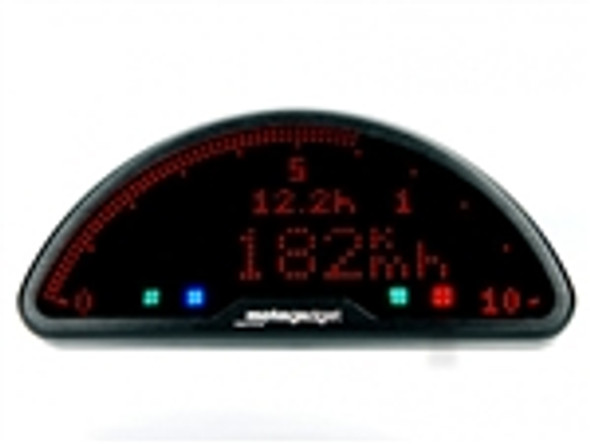 Motorcycle  pro LED Display Speedometer Tachometer Cluster