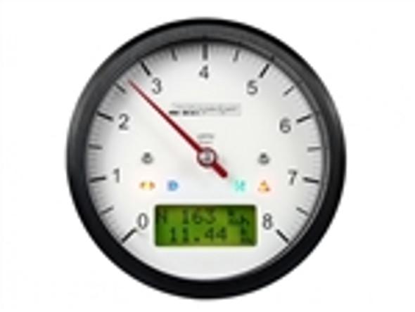 motoscope classic 8K 10K 14K Motorcycle  tachometer gauge (msc)