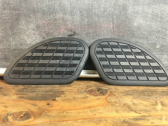 Motorcycle Fuel tank knee pads