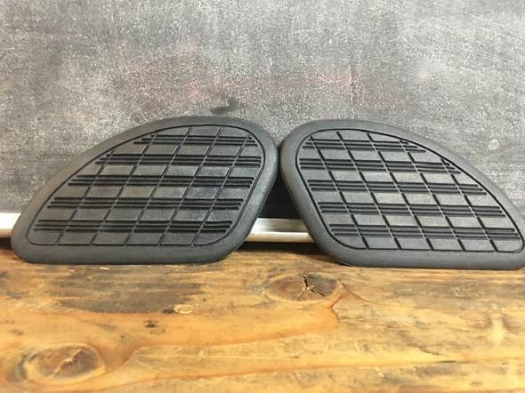 Motorcycle Fuel tank knee pads