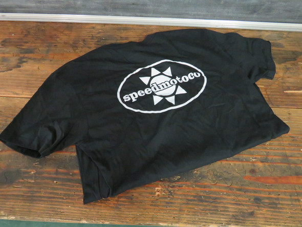 SpeedMotoCo T-Shirt Black 20 Percent More Awesome