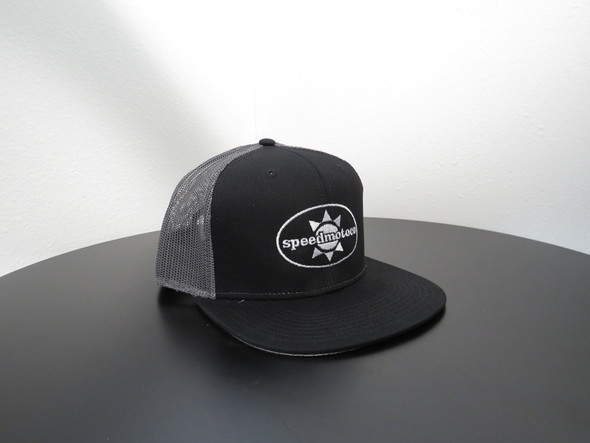 SpeedMotoCo Trucker Hat- Chicks dig it and maybe some dudes.