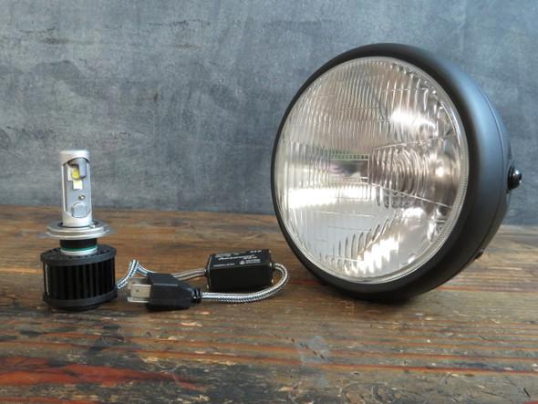 6 3/4 Headlight BLACK Headlight