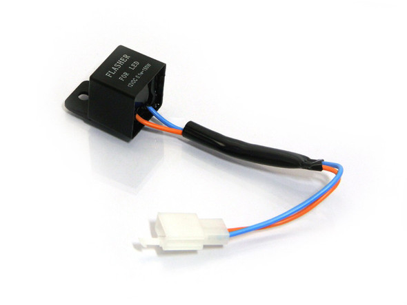 LED Motorcycle Flasher Relay | Reliable | Retrofit Relay