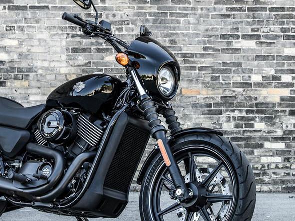 750 Motorcycle Street Fairing | Cafe Style Mini Fairing |