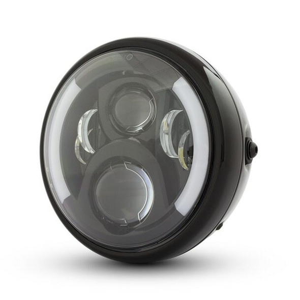 LED Motorcycle Headlight and Turn Signals