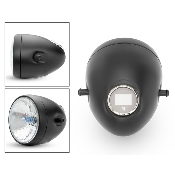 GPS headlight