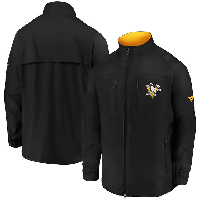 Pittsburgh Penguins- MENS LOCKER ROOM 2020 RINK JACKET