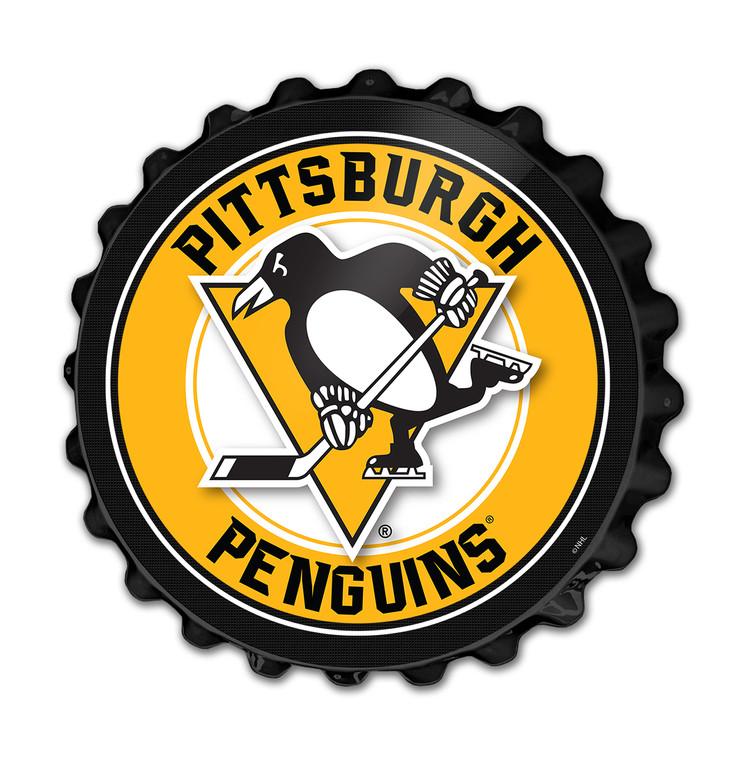 Pittsburgh Penguins: Bottle Cap