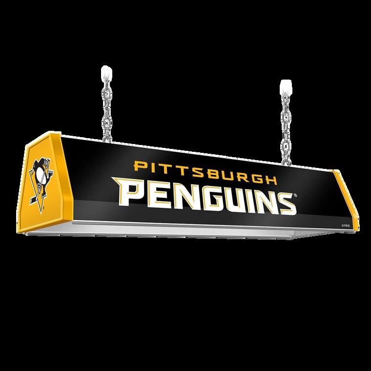 Pittsburgh Penguins: Standard Pool Table Light