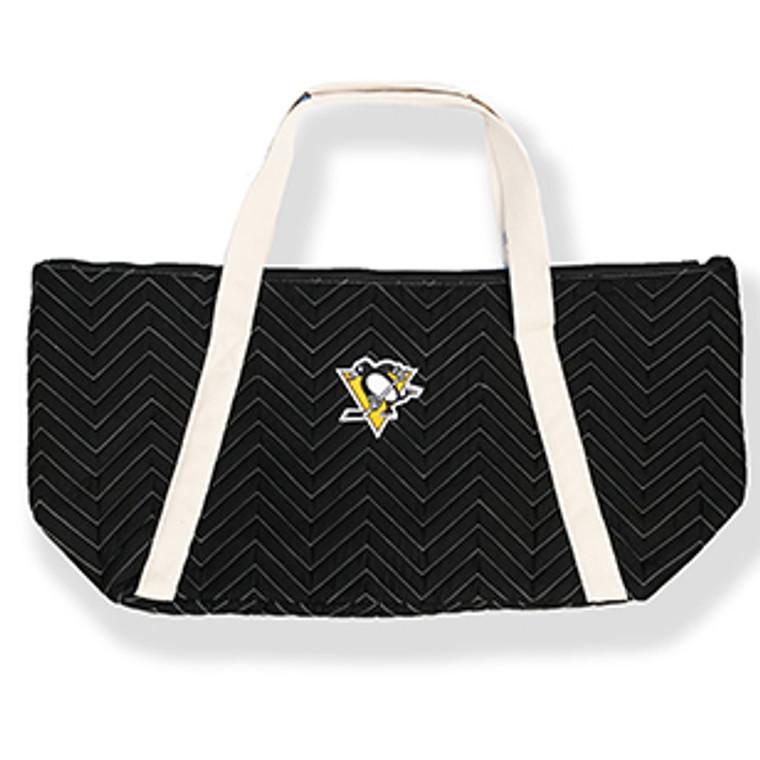 Pittsburgh Penguins Cheveron Weekend Bag