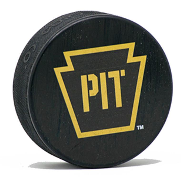 Pittsburgh Penguins PUCK PIT KEYSTONE