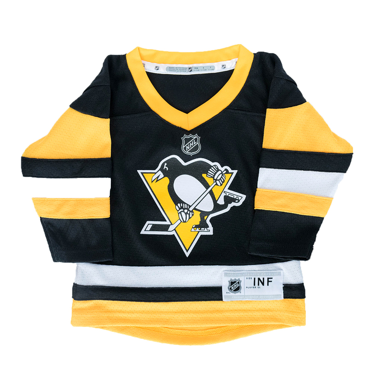 Pittsburgh Penguins Infant Jersey Blank