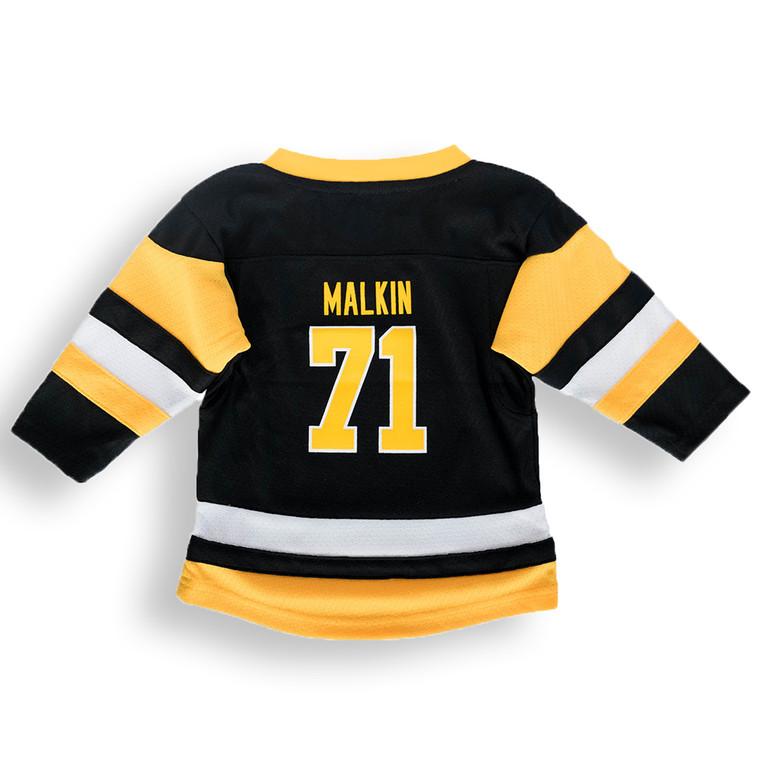 Pittsburgh Penguins Infant Evgeni Malkin Jersey