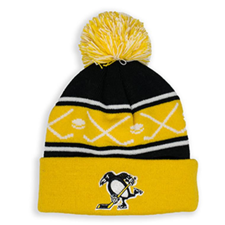 Pittsburgh Penguins Toddler Toddler Knit Alt Hockey Hat