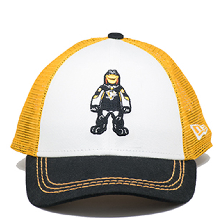 Pittsburgh Penguins Kids Child Mascot Muse Hat
