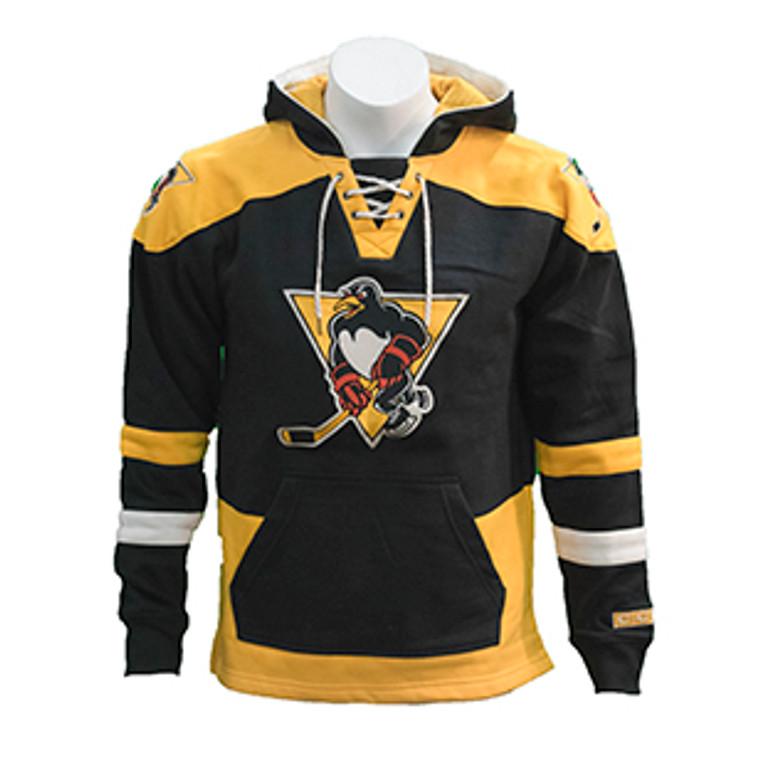 Pittsburgh Penguins Men's CCM  WB JRSY HOOD