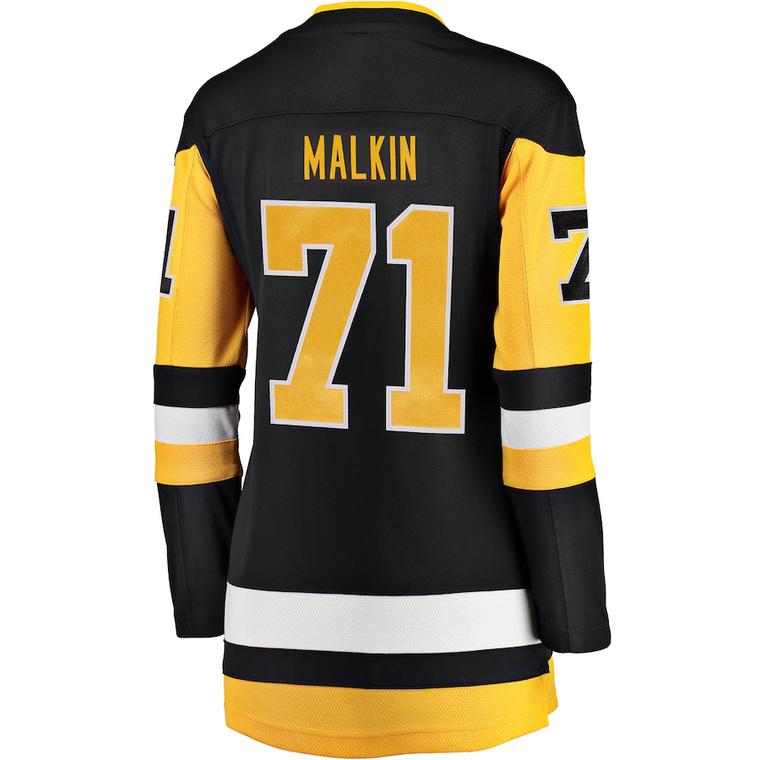 Pittsburgh Penguins Women's REPLICA HOME LADIES MALKIN JERSEY