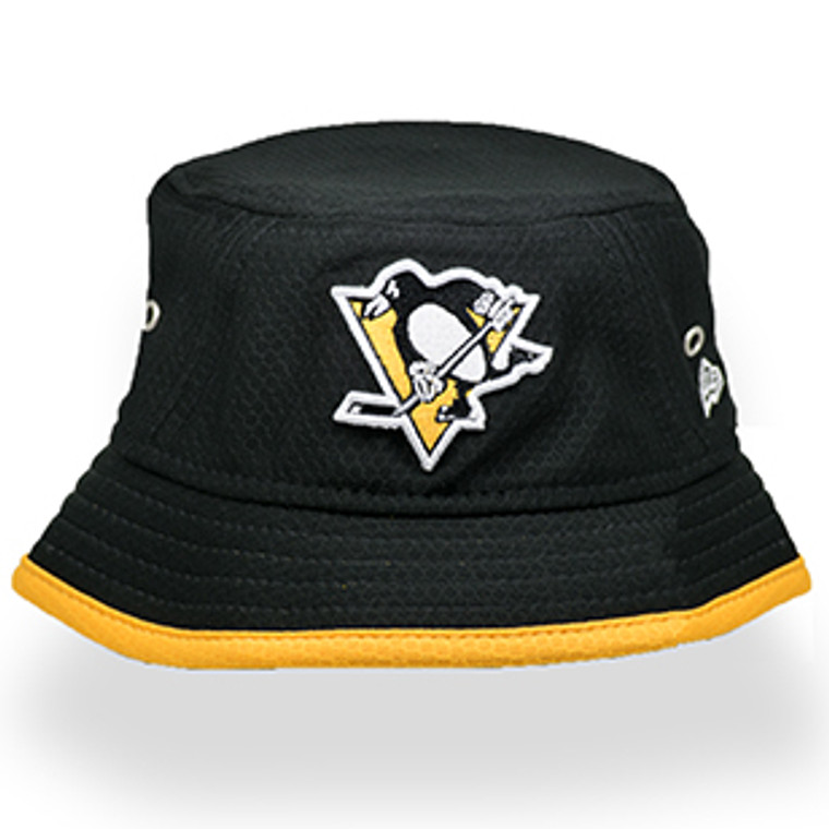 Pittsburgh Penguins CHILD HEX BUCKET CAP