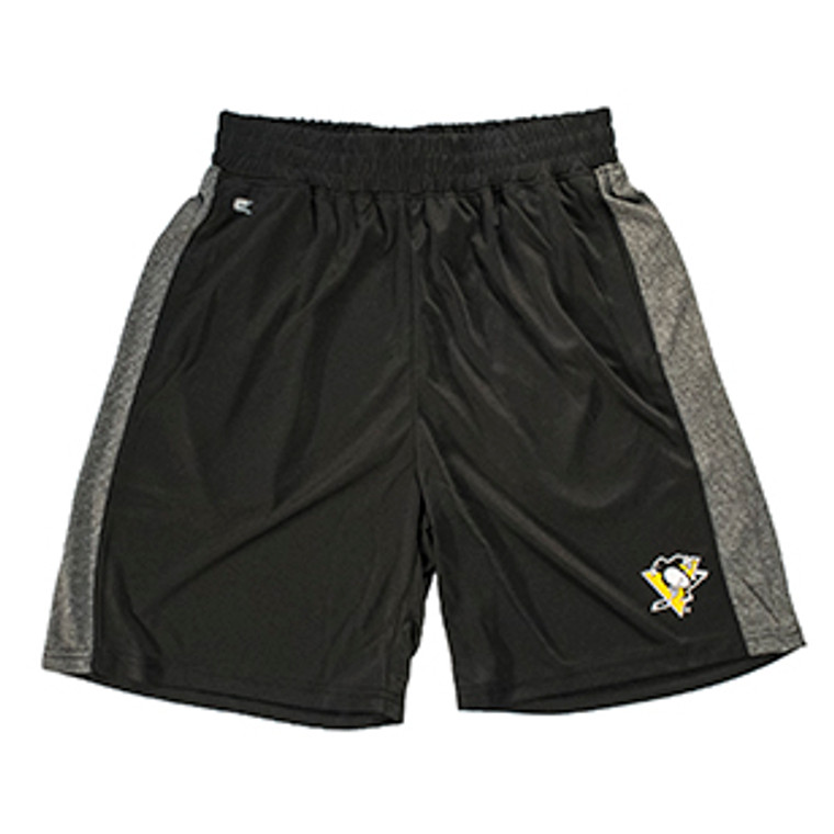 Pittsburgh Penguins YOUTH SABERTOOTH SHORTS