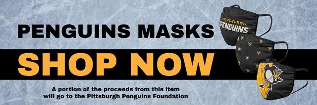 Shop Penguins Face Masks
