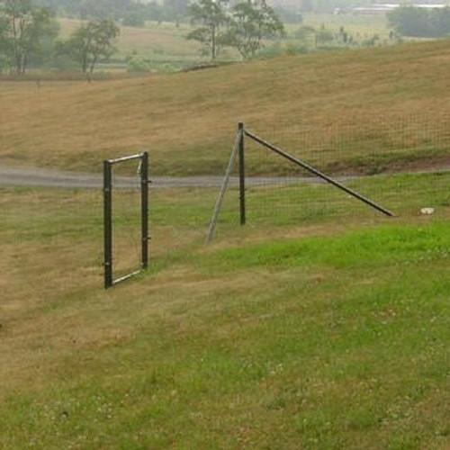 Dog Fence Posts