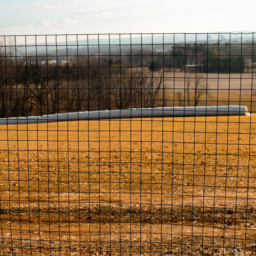 7' Welded Wire Fence Kits