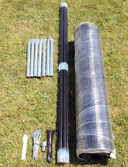 7.5' High HEXA-GONE™ Fence Kit