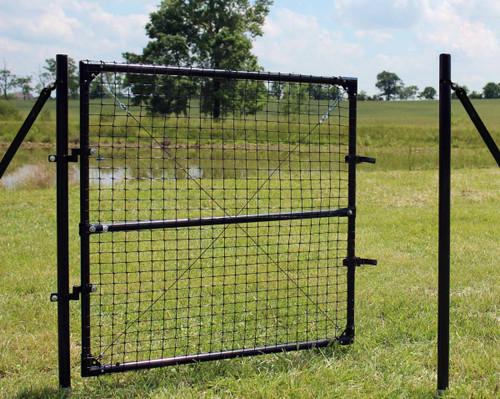 4' Dog Fence Access Gates