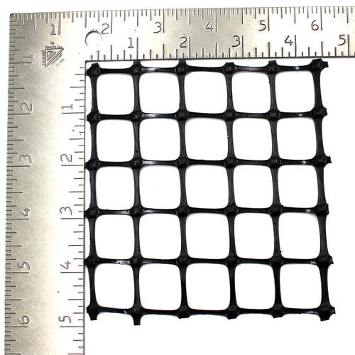 "6' x 100' Trident Advanced Multi-Purpose Fence 1"" x 1"" Mesh"