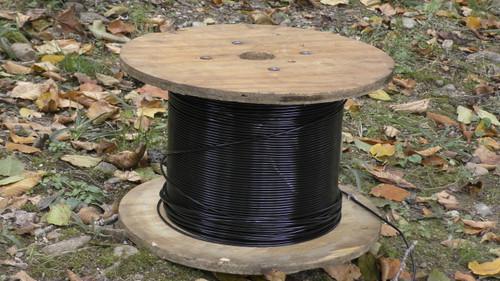 1,000' Monofilament Black 8 ga 1,200lb