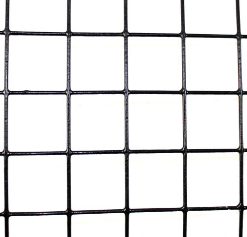 """7' High Welded Wire Deer Fence Kit-2"""" x 2"""" Mesh"""