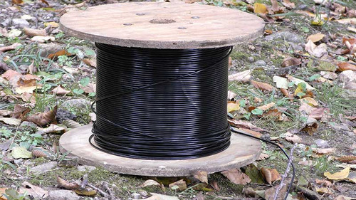 1,000' Monofilament Black 12 ga 700lb