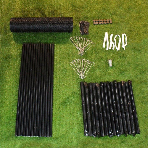150' Rabbit Fence Kit