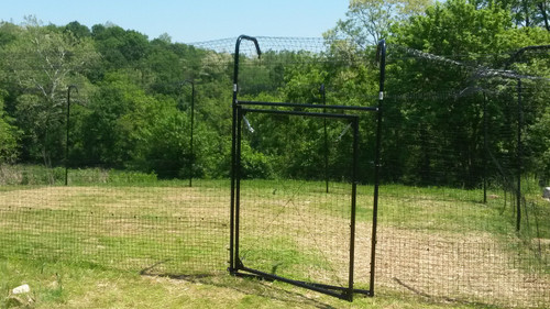 3'W Access Gate For 6' Kitty Corral