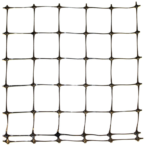 6' x 330' Economy Plastic Deer Fence with Reinforced Bottom Edge