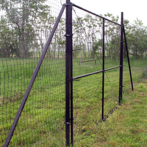 Driveway Gate For 8' Deer Fence