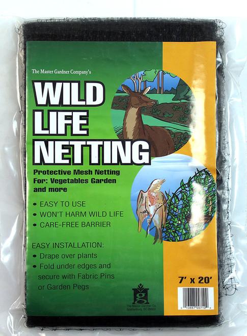 Wildlife Netting 7' x 20'