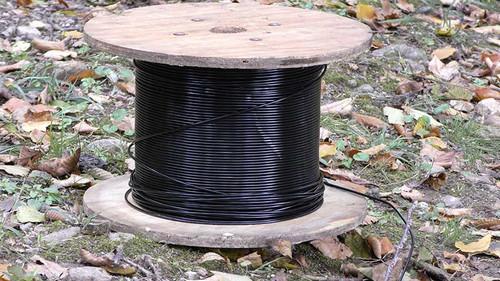 333' Monofilament Black 12 ga 700 lb