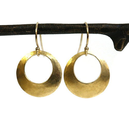 Marny Hoop Earrings