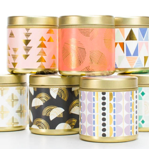 Paddywax- Kaleidoscope Travel Candle