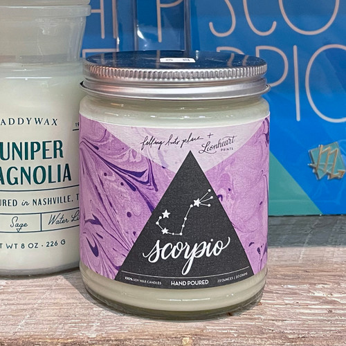 FIP Astrology Series Candle