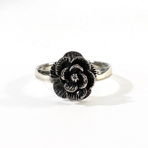 Rose Ring Sterling
