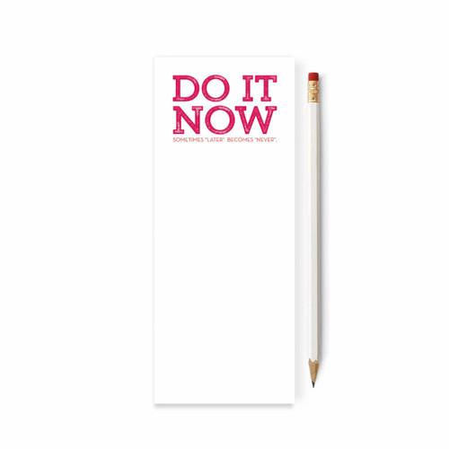 Tiramisu Paperie Skinny Notepad