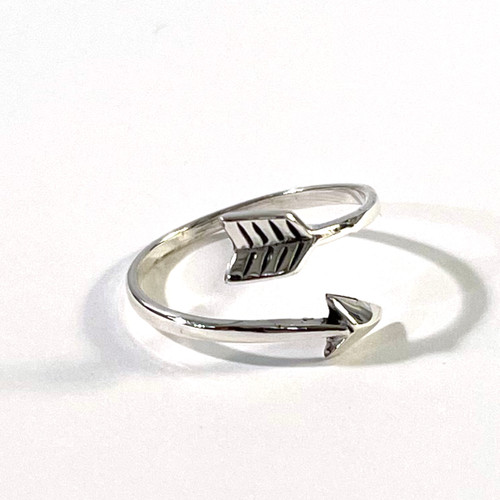 Arrow Ring Sterling