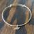 State Bangle Bracelet