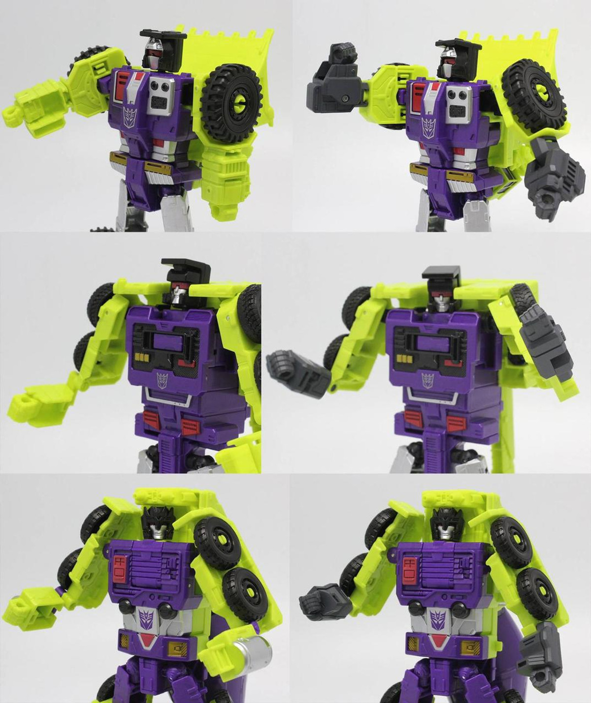 TRANSFORMERS Perfect Effect PC-06 Perfect Combiner Upgrade Set IN-STOCK