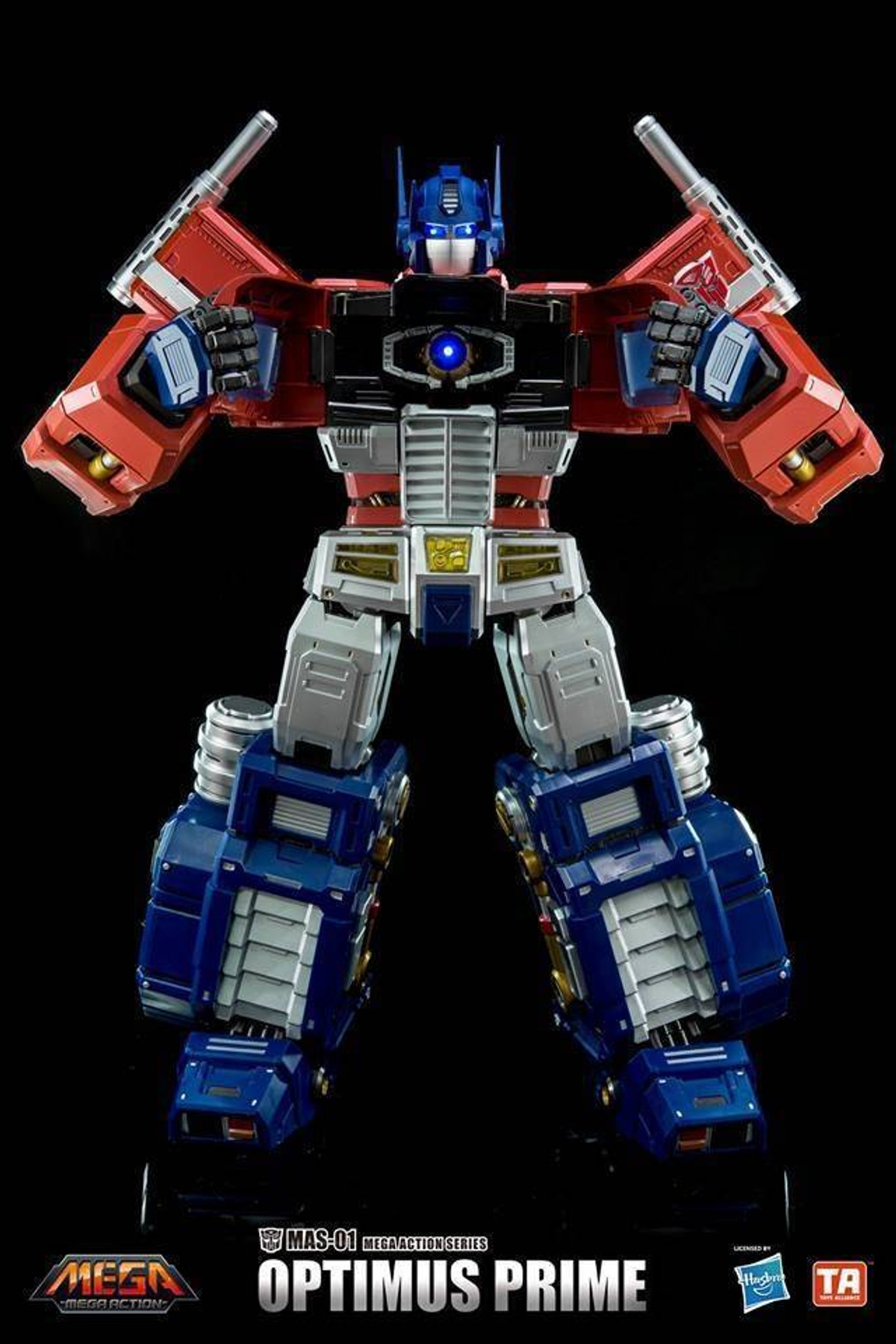 "Toys Alliance 46cm MAS-01 Optimus Mega 18/"" Action  Figure"